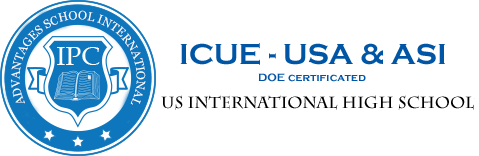 ICUE – ASI US INTERNATIONAL HIGH SCHOOL